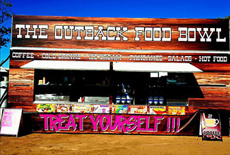 OUTBACK FOOD BOWL